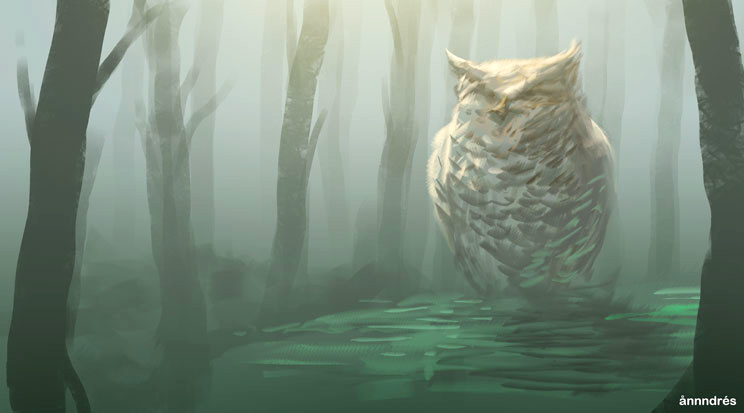 Búho-gigante-giant-owl